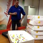 frieslandcampina gebak